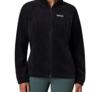 Columbia Classic Fit Full Zip Jacket